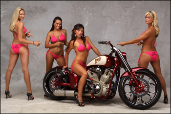 Easy Rider Magazine Fox Hunt http://www.aftcustoms.com/modeling_agency.html
